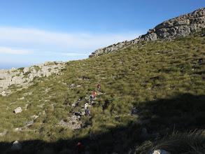 Photo: Rodeando el Puig de ses Moles