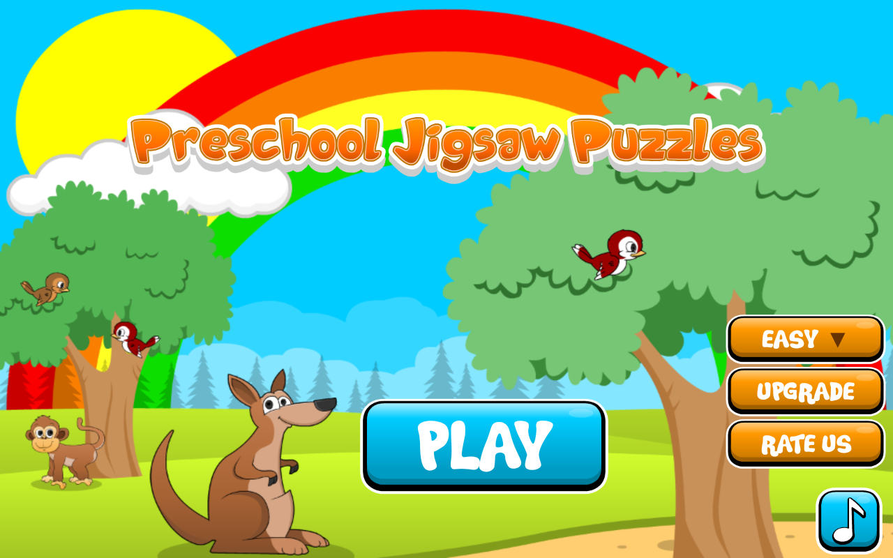 Kids Preschool Puzzles- screenshot