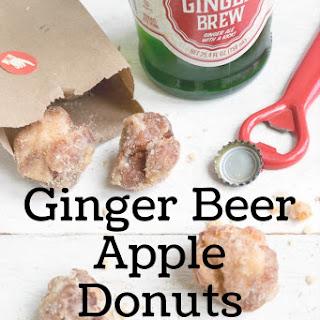 Ginger Beer Apple Donuts Recipe