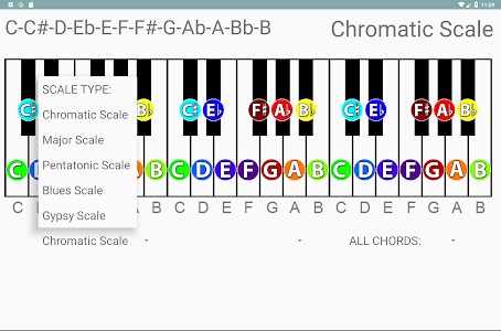Download Piano Scalulator APK latest version 1 0 for android
