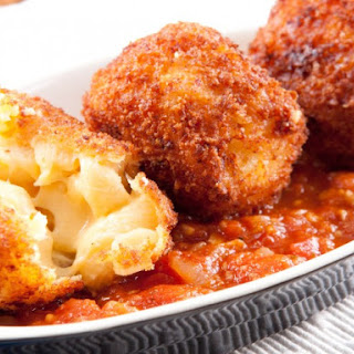 Fried Pasta Balls Recipes.