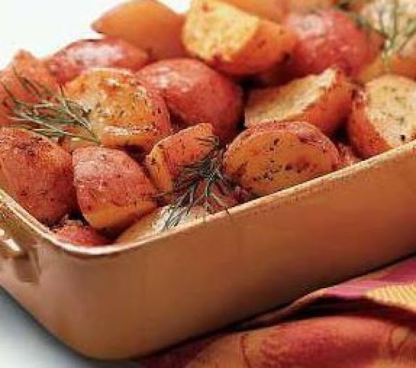 Ellen's Ranch Roasted Potatoes Recipe