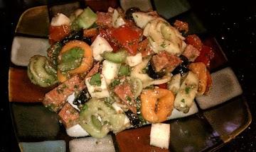 Antipasta Pasta Salad Recipe