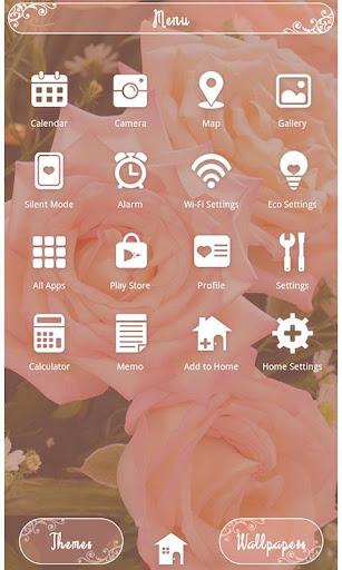 icon & wallpaper-Pink Roses- 1.0.0 Windows u7528 3
