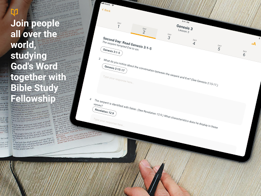 Bible Study Fellowship App screenshot 5