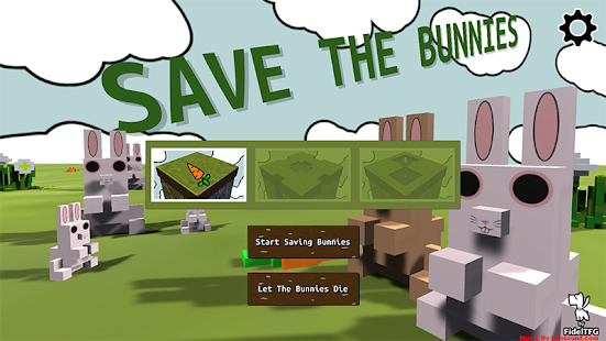 Save The Bunnies Screenshot