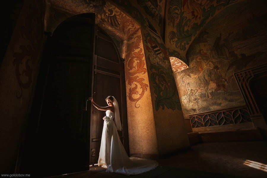 Wedding photographer Constantine Gololobov (gololobov). Photo of 23.04.2014