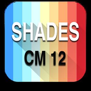 Shades CM12 Theme