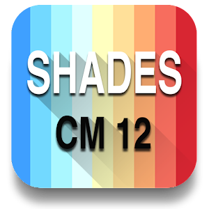 Shades CM12 Theme App icon