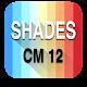 Shades CM13/12/DU Theme v2.1