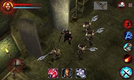 Dungeon and Demons – Offline RPG Dungeon Crawler 3