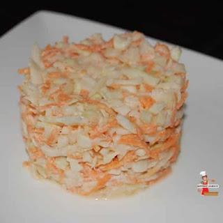 Dukan-Style Coleslaw.