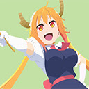 Miss Kobayashis Dragon Maid Wallpaper New Tab