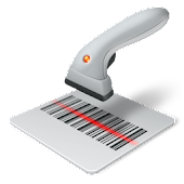 Barcode reader / scanner to txt file