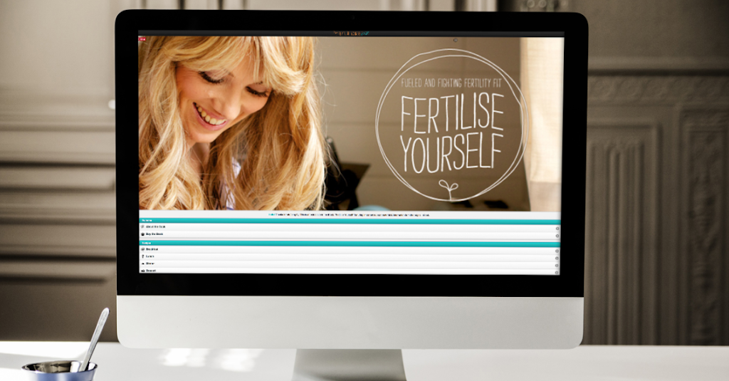 Fertilise Yourself website