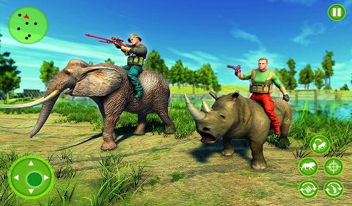 Jungle Lost Island - Jungle Adventure Hunting Game 3 10