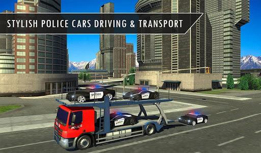 玩免費模擬APP|下載경찰 수송기 트럭 app不用錢|硬是要APP