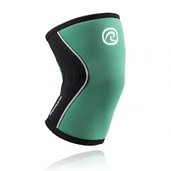 RX Knee-Sleeve 5mm - Black/Green