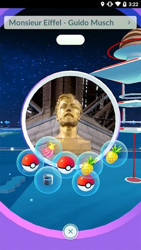 Pokémon GO  captures d'écran 4