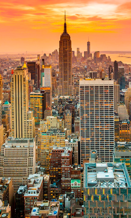 New York Live Wallpaper Backgrounds Themes Android Apps Appagg