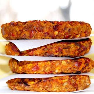 Vegan Oat Burgers Recipes.