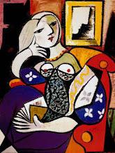 """Photo: Pablo Picasso, """"Donna che legge"""" (1932)"""