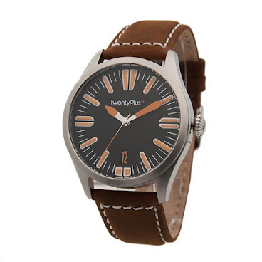 LUMI PILOT Silver - Brown
