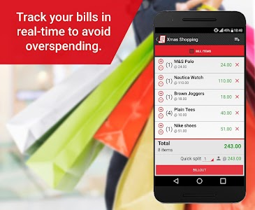 Bills to Go screenshot 1