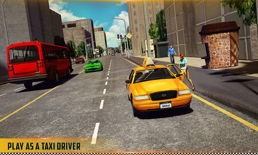 HQ Taxi Driving 3D 1.5 screenshots 6