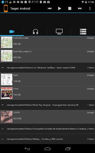 V-Direct (VLC Streaming & Remote) screenshot 10