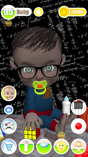 My Baby 2 (Virtual Pet) 2.6.3 screenshots 3