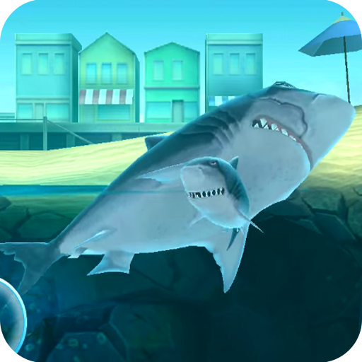 New HUNGRY SHARK EVOLUTION Tip