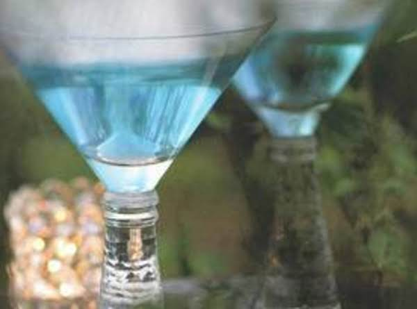Snowflake Martini Recipe