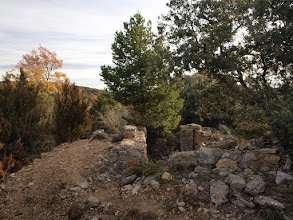 Photo: Fortificacions de la Guerra Civil al Camí de les Boïgues