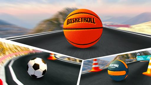 BasketRoll 3D: Rolling Ball 2.1 screenshots 9