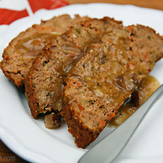 Thanksgiving Meatless Loaf.