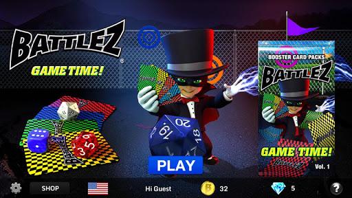 BATTLEZ® Cards Dice™