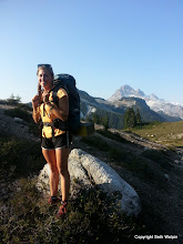 Photo: Smiles on the way into Garibaldi Provincial Park
