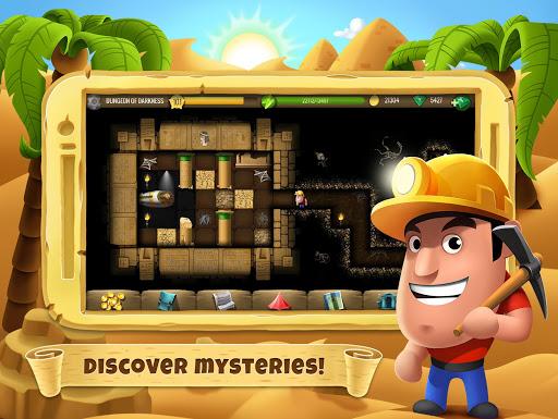 Diggy's Adventure 1.3.176 screenshots 7