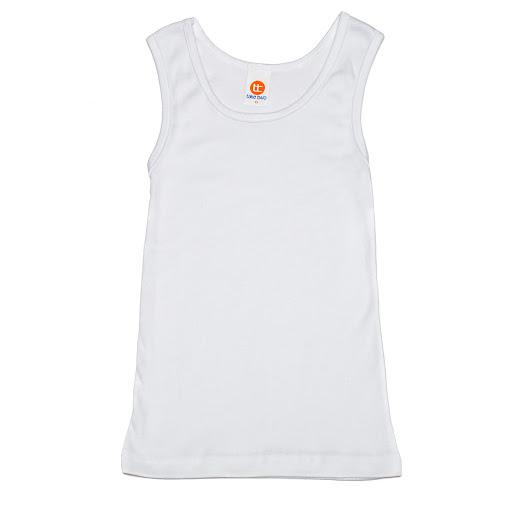 camiseta blanca take two talla 8