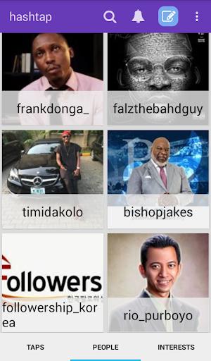 Hashtap  screenshots 5