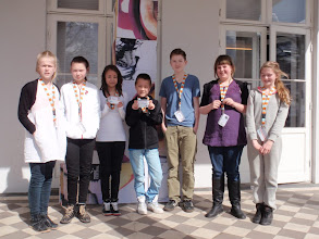 Photo: Sabina Thomsen , Josefine Severin, Emely Hansen, Nicklas Hasen, Jeppe Man-Nielsen, Rikke Larsen, Lucca Møller