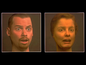 Photo: AF 1998  Frederic Pighin  Facial Expressions