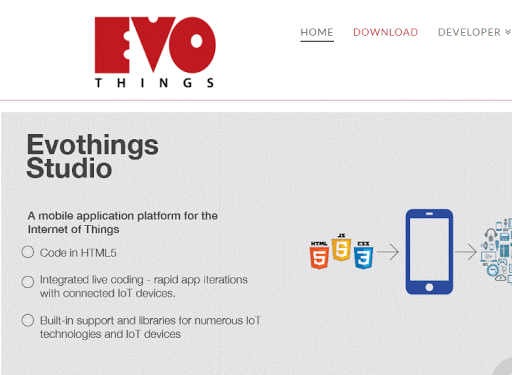 Evothings cover image