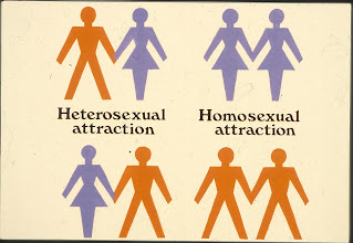 Photo: One of the differences is the way in which we are sexually attracted to other people