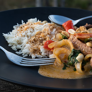 Weizen Thai Red Curry Ribeye