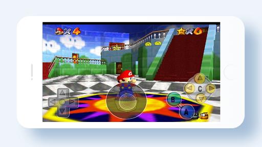 Nido64 - N64 Retro Games Emulator game (apk) free download for