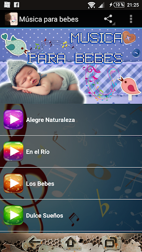 Music for Babies screenshot