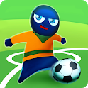 FootLOL: Crazy Soccer Free! Action Football game icon