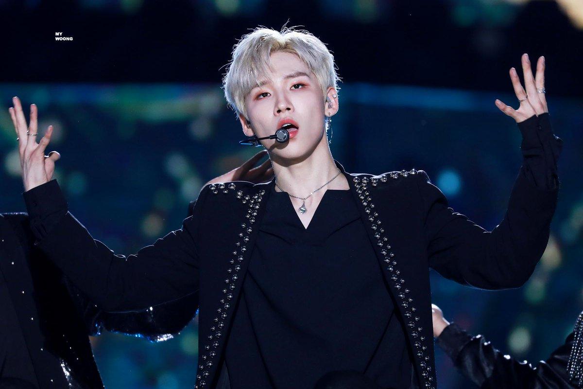 AB6IX Jeonwoong singing